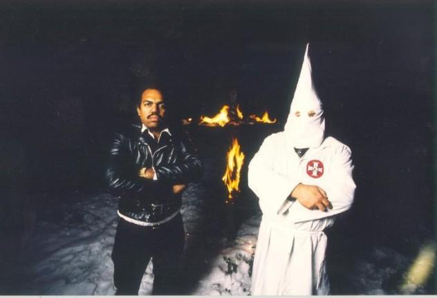 Davis_and_Klansman