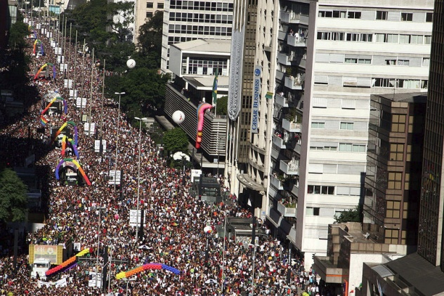 Sao Paulo Parade