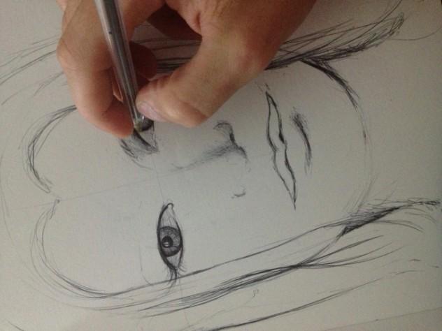 forensic sketch