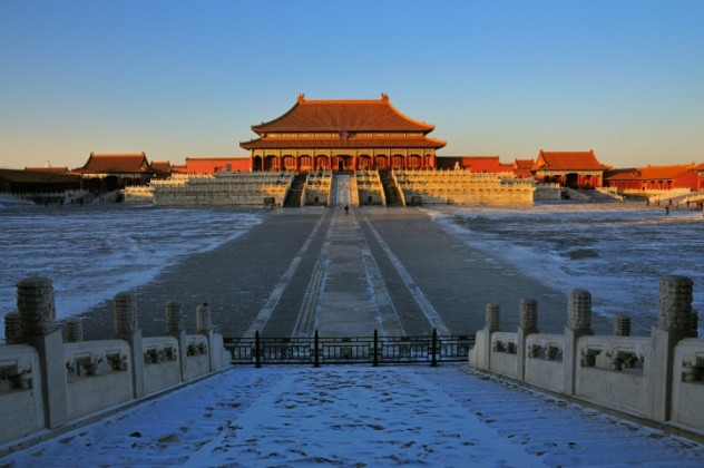 8 forbidden city