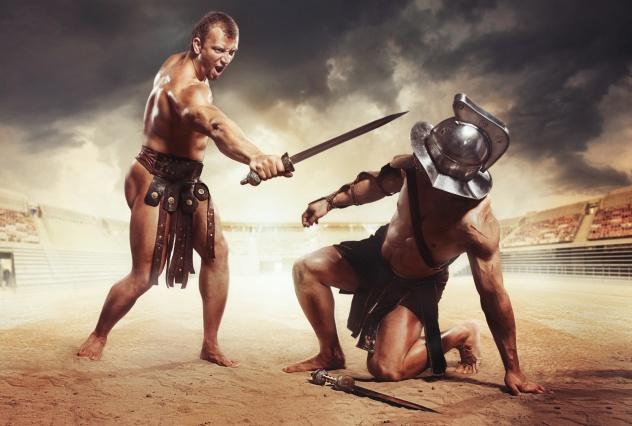 Gladiator won