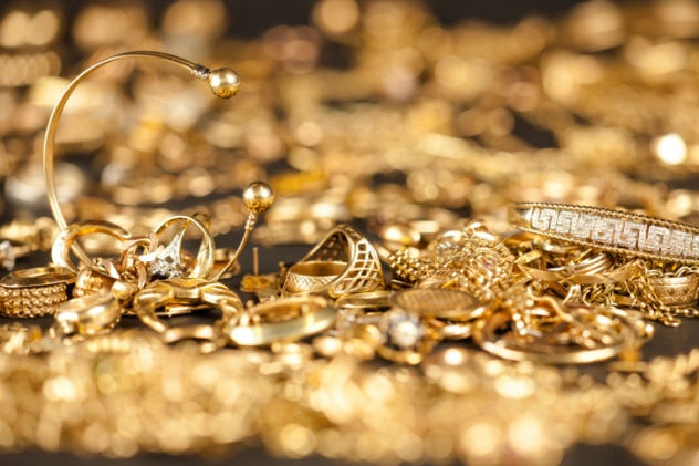 Gold Pile