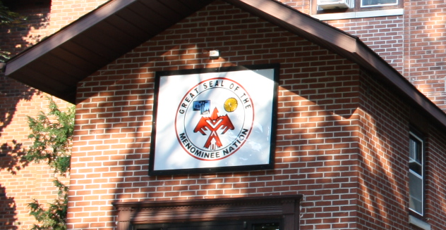 Menominee Tribal Office