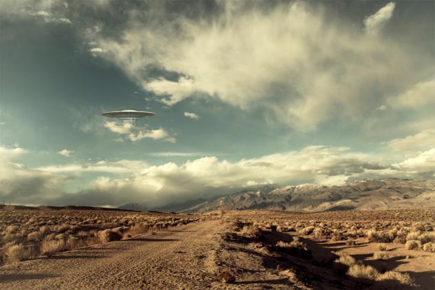 1- cruiser ufo
