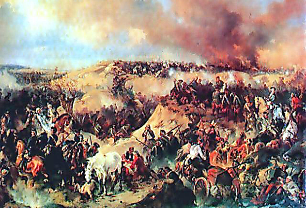 Battle of Kunersdorff