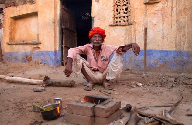 Indian Man