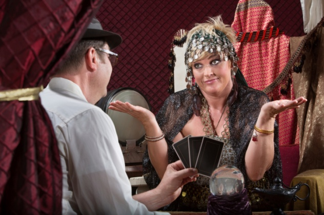 Possibly Fraudulent Fortune Teller
