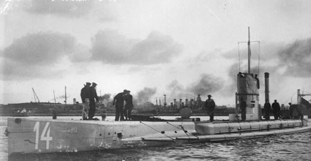 WWI U-Boat