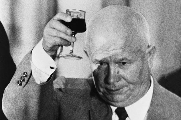 4- Nikita Khrushchev