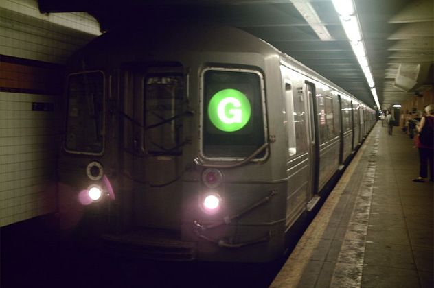 7- g train
