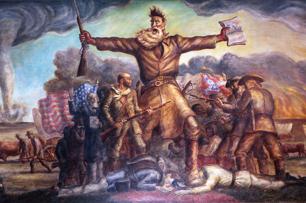 8- bleeding kansas