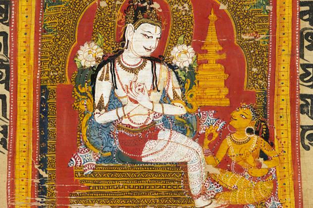 8- buddha
