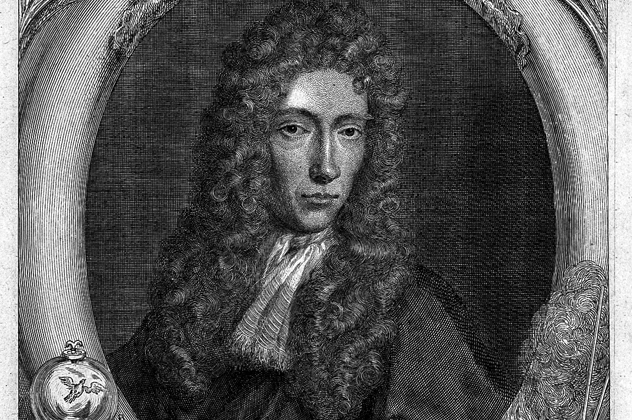 L0006230 Portrait of The Honourable Robert Boyle (1627 - 1691)