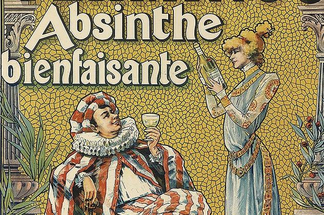 9- absinthe france