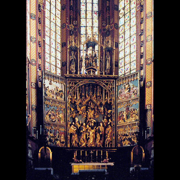 Altarpiece of Veit Stoss