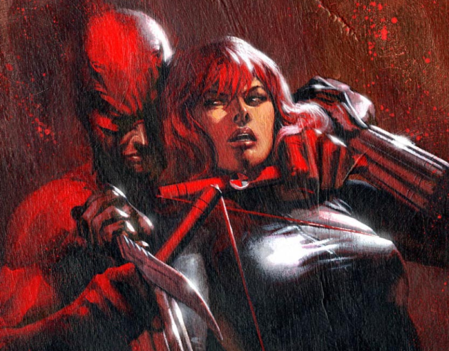 Daredevil and Black Widow