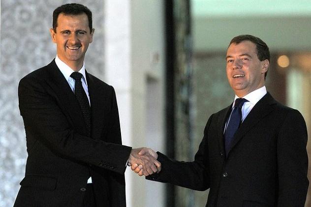 Dmitry_Medvedev_in_Syria_10_May_2010-5