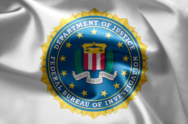 FBI Flag