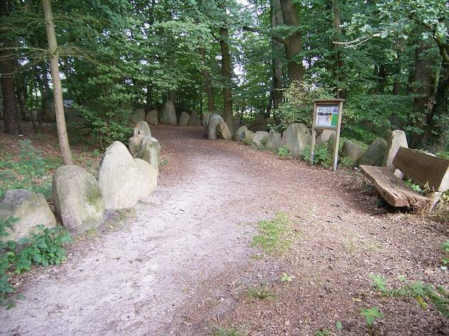 Garden of Saxony