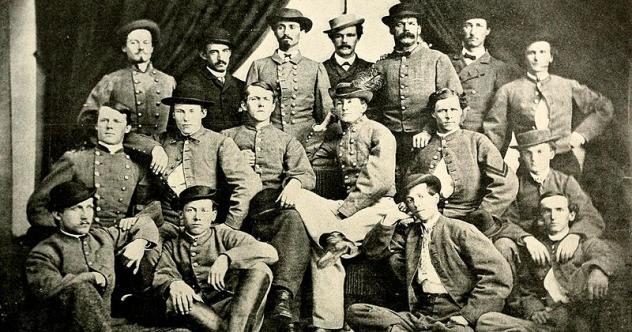 10 Militias That Waged Guerrilla Warfare In The Civil War