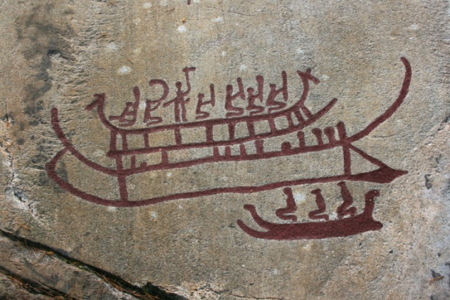 Swedish Petroglyph