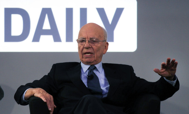 News Corp Launches First Daily Newspaper For The iPad