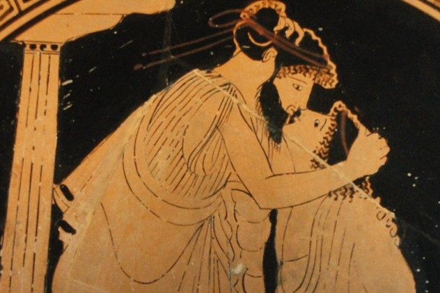 the theme of homosexual love in the ancient greek literature Ganymedes was often portrayed as the god of homosexual love and as  love) ganymedes was depicted in greek vase  literature quotes zeus' abduction of ganymede.