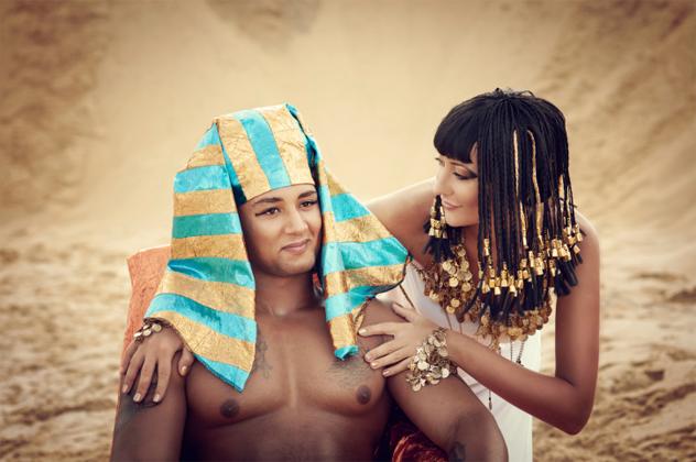 5- egyptian