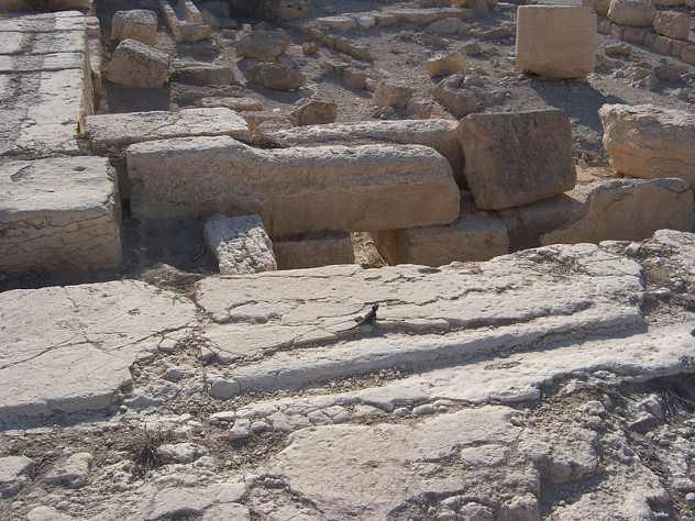 7syrian ruins