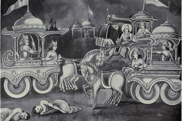 8- Shikhandi