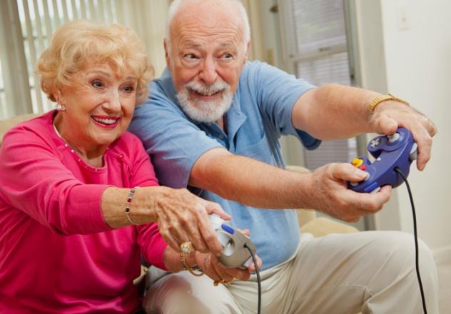 Lifetime Gamers