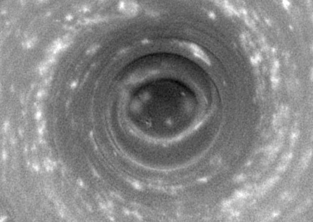 Saturn's Eye