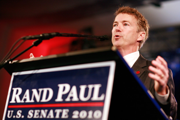 Rand Paul Wins Kentucky Senate Seat