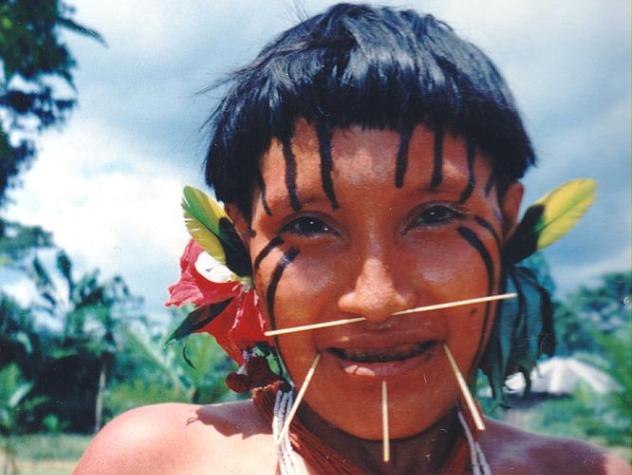 Yanomami Woman