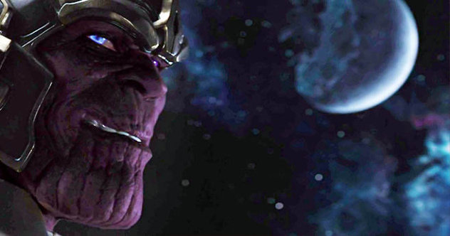 10 Reasons Why Thanos May Be The Scariest Marvel Villain - Listverse