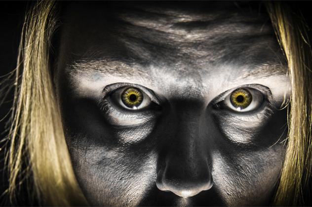 3- evil eye