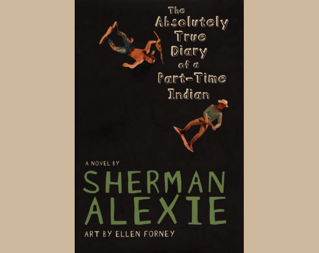 a literary analysis of the absolutely true diary of a part time indian by sherman alexie
