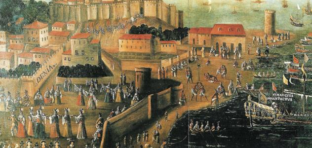 Expulsion of the Moriscos
