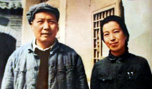 Mao and Jiang Qing