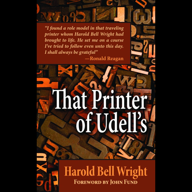 Printer of Udell's
