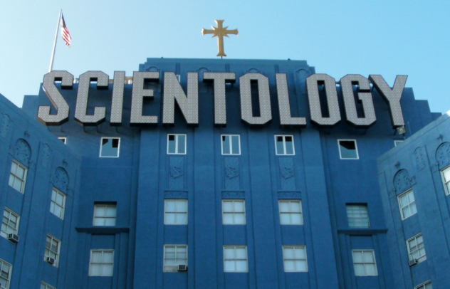 Scientology HQ