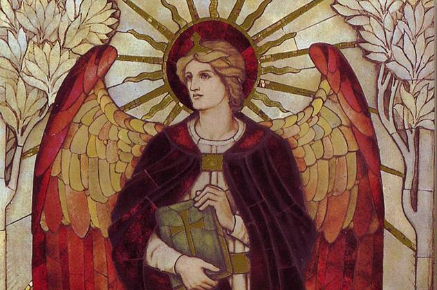 5- angel
