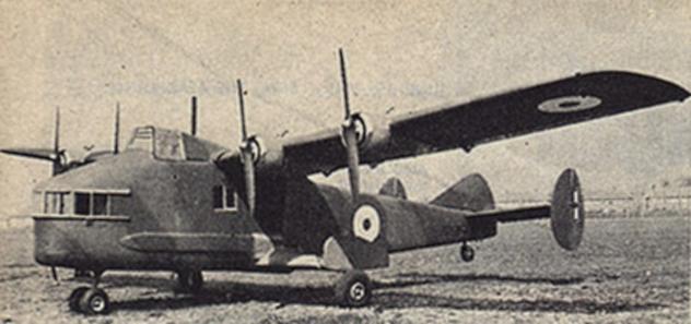 General Aircraft G.A.L. 38