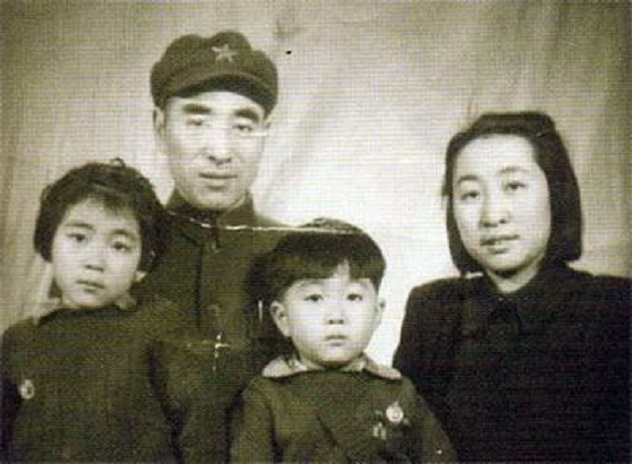 Lin_Biao_family