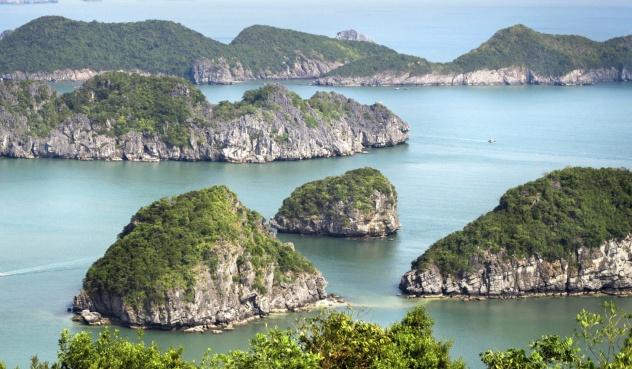 Vietnam Waters