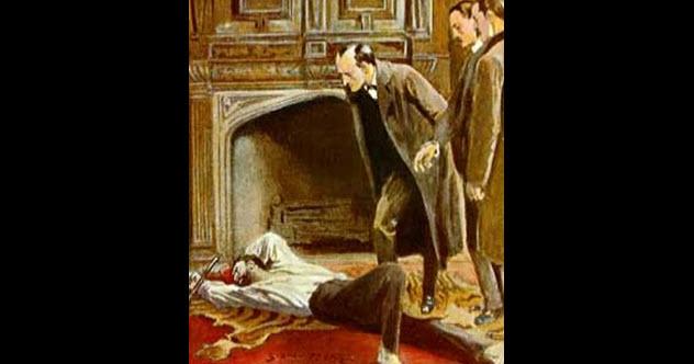 10 Old-Timey Murders With Twists Worthy Of Sherlock Holmes ...
