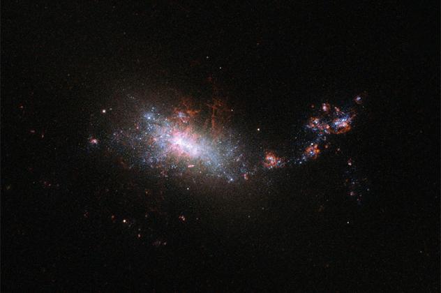 A galactic nursery