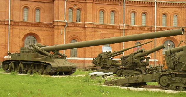 10 Eccentric Soviet Weapon Systems