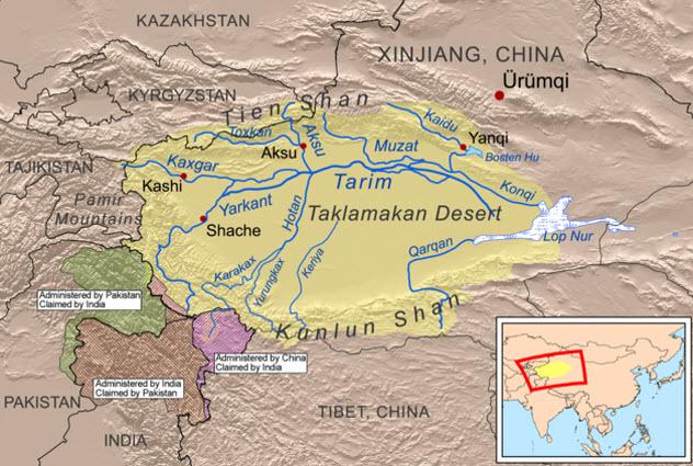 8-tarim-basin
