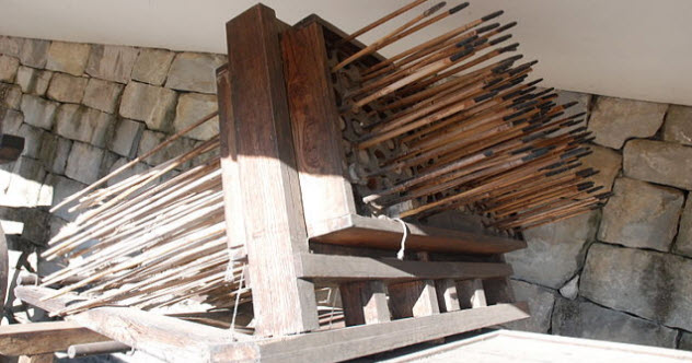 10 Insane Ancient Weapons You've Never Heard Of